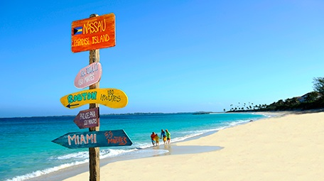 Nassau Paradise Island: Kick Back, Relax, and Let Your Visitors Choose You