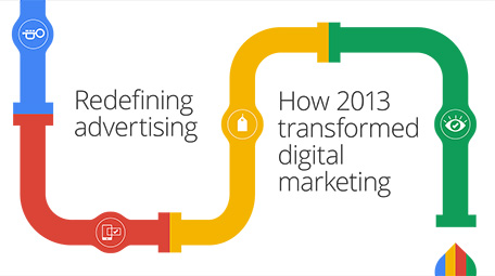 Redefining Advertising: How 2013 Transformed Digital Marketing