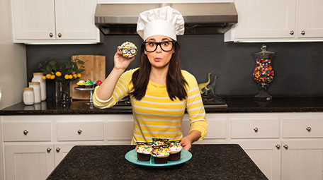 YouTube Creator Stories: How Rosanna Pansino Created the Perfect Recipe for YouTube Success
