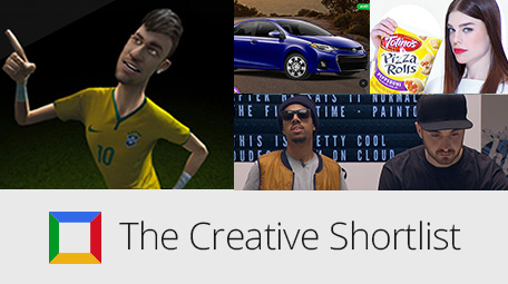 The Creative Shortlist: Real Time Remixed