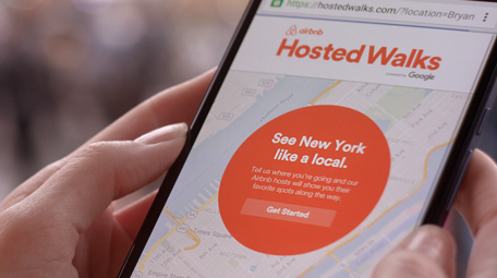 Airbnb Uses Mobile to Give Tourists a Local Experience