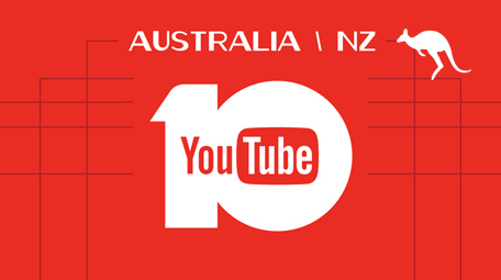 YouTube's 10th Birthday and the New Generation of Australian Ads