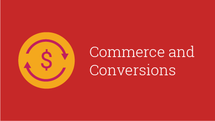Chapter 3: Commerce and Conversions