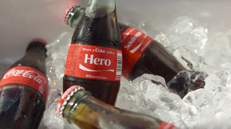 Coca-Cola Meets Consumers in the Moment on Mobile