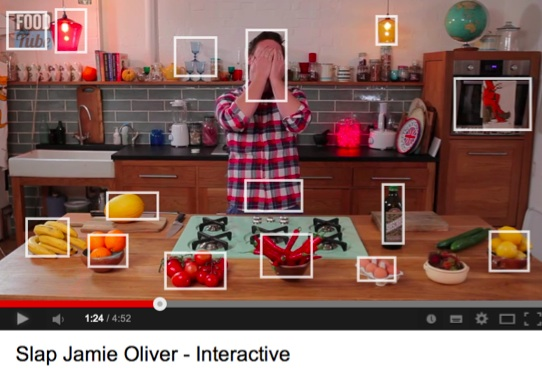Chef jamie oliver 39 s food tube a recipe for youtube for Jamie oliver style kitchen design