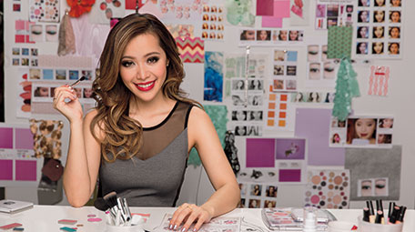 michelle phan and dominique capraro relationship marketing