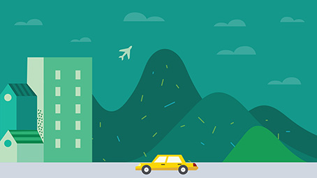 Travel Trends Dashboard: Air, Hotel, and Auto Insights