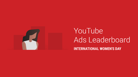 YouTube Ads Leaderboard: International Women's Day Edition