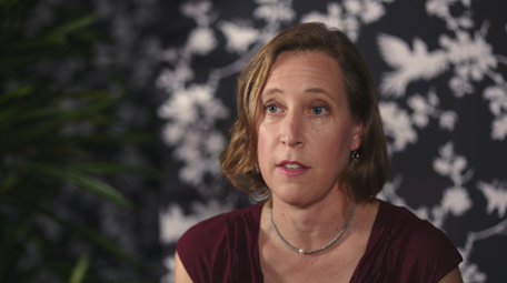 Susan Wojcicki on the Effectiveness of Empowering Ads on YouTube