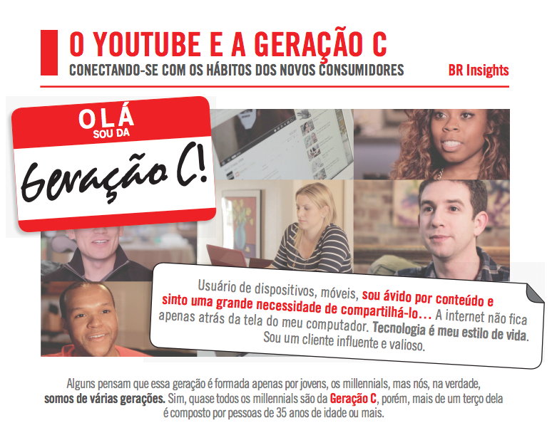 YouTube Gen C