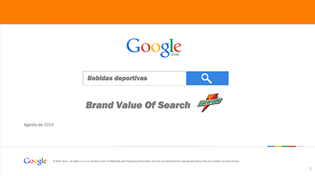 Gatorade mejora su performance con Google